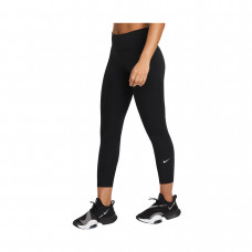 Nike WMNS One Mid-Rise Crop tamprės