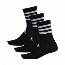 Adidas 3S Cushioned Crew 3Pak kojinės