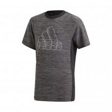 Adidas JR Aeroready Heather marškinėliai