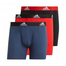 Adidas Logo Briefs 3Pac apatinės kelnaitės