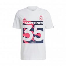 Adidas JR Real Madrid La Liga Champion 21 marškinėliai
