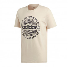 Adidas Circled Graphic t-shirt