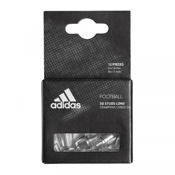 Adidas SG Studs Long - 8 x 11 mm + 4 x 14 mm