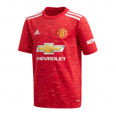 Adidas JR MUFC Home Jersey