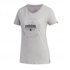 Adidas WMNS Adi Clock marškinėliai