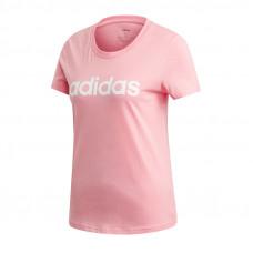 Adidas WMNS Essentials Linear Slim marškinėliai
