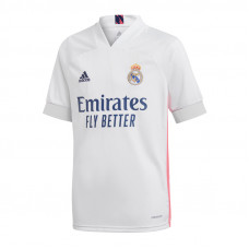 Adidas JR Real Madrid Home Jersey 20/21