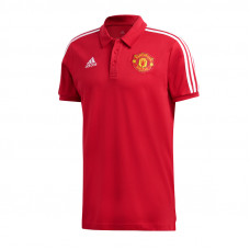 Adidas MUFC 3-Stripes polo