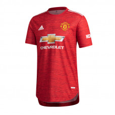 Adidas MUFC Home Authentic Jersey 20/21