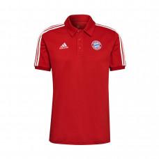 Adidas Bayern Munich 3-Stripes polo