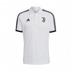 Adidas Juventus 21/22 3-Stripes polo