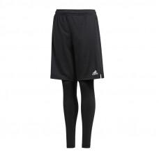 Adidas JR Condivo 18 2in1 kelnės