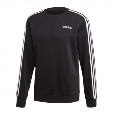 Adidas Essentials 3 Stripes Crewneck French Terry