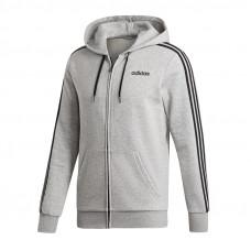 Adidas Essentials 3 Stripes Fullzip Fleece džemperis