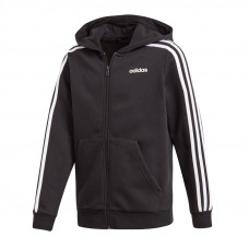 Adidas JR Essentials 3S Full Zip Hoodie