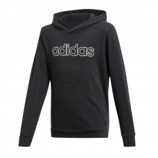 Adidas JR Essentials Commercial Linear Hoodie džemperis