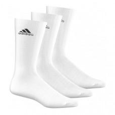Adidas Performance Crew  3Pak kojinės