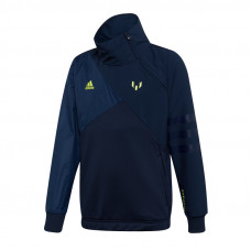Adidas JR Messi Half Zip Top