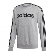 Adidas Essentials 3 Stripes Crewneck Fleece