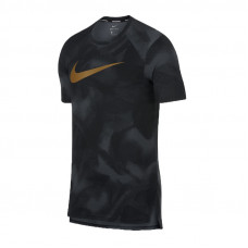 Nike Breathe Elite Printed Top Basketball T-Shirt