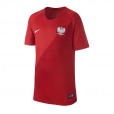 Nike JR Poland Stad Aw Jersey marškinėliai