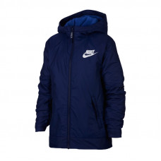 Nike JR NSW Fleece Ind Jacket