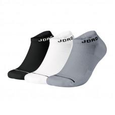 Nike Jordan Everyday Max NS 3Pak socks