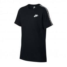 Nike JR NWS Repeat SS Tee marškinėliai