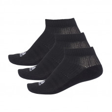 Adidas 3-Stripes No-Show socks