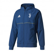 Adidas Juventus Pre Hoodie džemperis