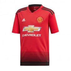 Adidas JR MUFC Home Jersey 18/19