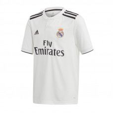 Adidas JR Real Madrid Home T-shirt 18/19