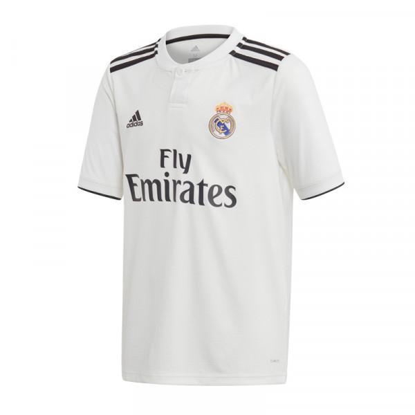 Adidas JR Real Madrid Home marškinėliai