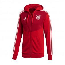 Adidas Bayern Munich 3S FZ Hoodie