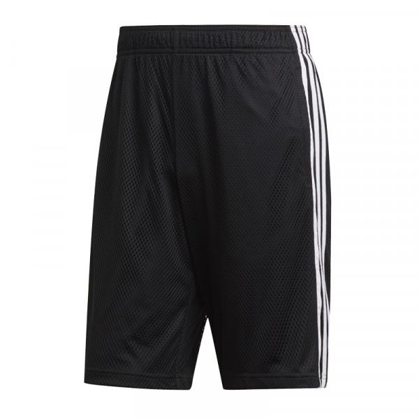 Adidas Essentials 3 Stripes Mesh šortai