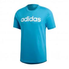 Adidas D2M Climacool Logo Tee marškinėliai