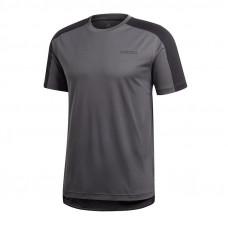Adidas D2M Tee Plain marškinėliai