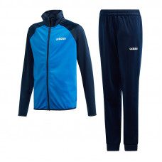 Adidas JR Essentials Linear Tracksuit