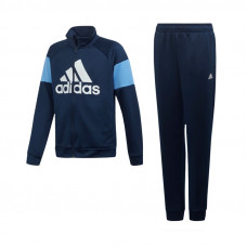 Adidas JR Badge of Sport Tracksuit