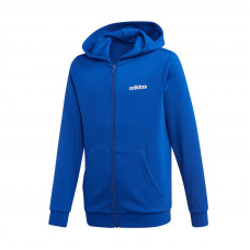 Adidas JR Essentials Linear FZ Hoodie