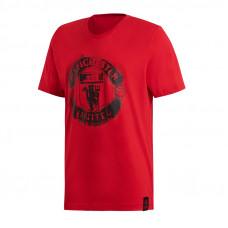 Adidas MUFC DNA Graphic marškinėliai