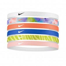 Nike Printed Hairbands 6-pak galvos juostos