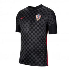 Nike Croatia Breathe Stadium Away t-shirt 20/21