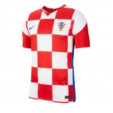 Nike Croatia Breathe Stadium Home t-shirt 20/21