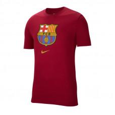 Nike FC Barcelona Evergreen Crest 2 T-shirt