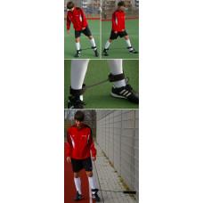 Jėgos guma - kojų ir sąnarių stiprinimas