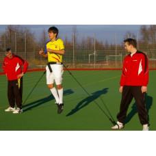 Jėgos guma - šokinėjimo treniruotės