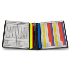 Rankinio teisėjo kortelių rinkinys