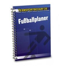 Užrašų knygelė - futbolo planavimas