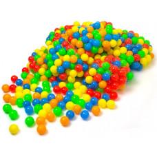 Kamuoliai kamuoliukų voniai